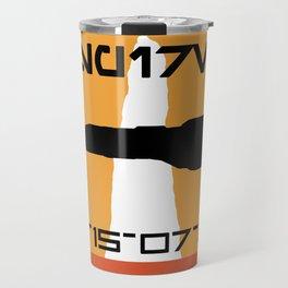 Endar Spire (KOTOR - Republic) Travel Mug