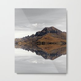I am floating NEW Metal Print