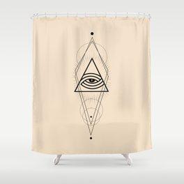 iluminar Shower Curtain