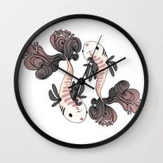 Pesci Wall Clock