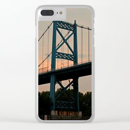 The High Level I Clear iPhone Case