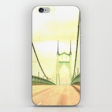 ST JOHNS BRIDGE iPhone & iPod Skin