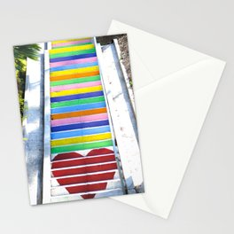 Micheltorena Stairs Stationery Cards