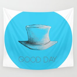 Top Hat Wall Tapestry