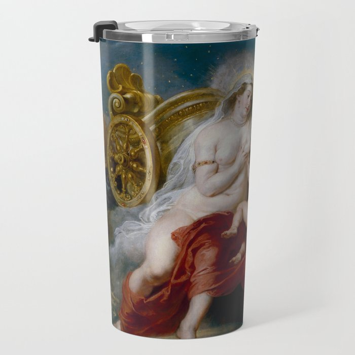 The Birth of the Milky Way Travel Mug