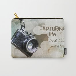 One Click Carry-All Pouch