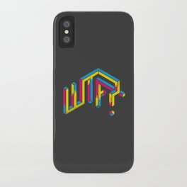 F*** The What? iPhone Case
