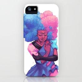 Something entirely new iPhone Case