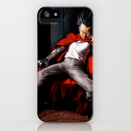 Tetsuo Throne iPhone Case