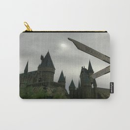 Welcome to Hogwarts Carry-All Pouch