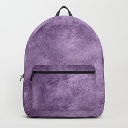 Violet wall Backpack