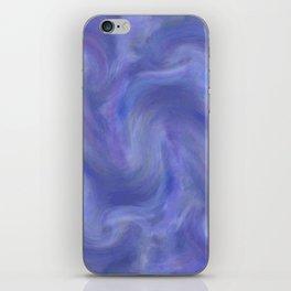 Sky Swirl iPhone Skin
