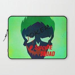 "JOKER ""Suicide Squad"" Laptop Sleeve"