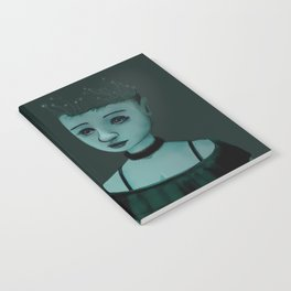 Night Girl II Notebook