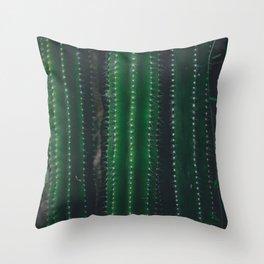 Cacticactugave Throw Pillow