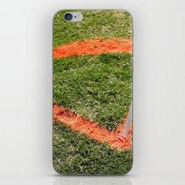Soccer Corner iPhone Skin