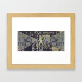 Dirt Framed Art Print
