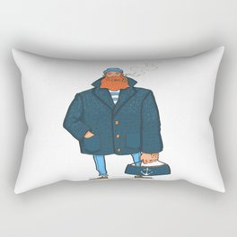 The Sailor Rectangular Pillow