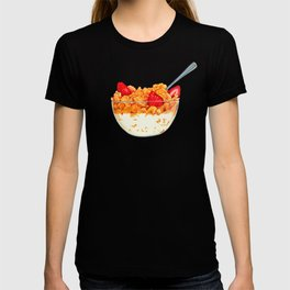 Cereal Pattern T-shirt
