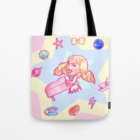 gypsy Tote Bags featuring Gypsy by Chandler Ford
