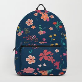 Cute floral all over print/ pattern design Backpack