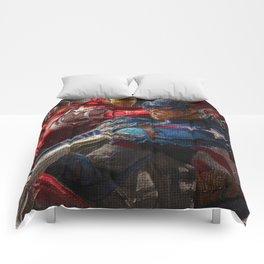 War of superhero Comforters