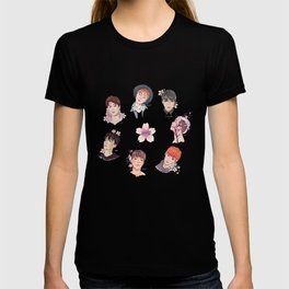 BTS Drawing T-shirt