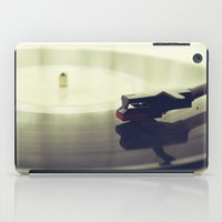 record iPad Cases featuring Record player by josemanuelerre