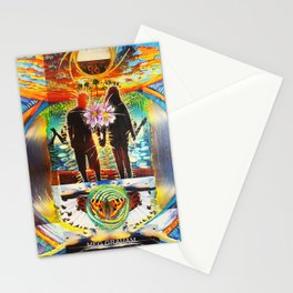 SHANGRI-LA REBIRTH Stationery Cards