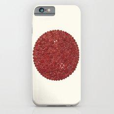 Red Target Slim Case iPhone 6s