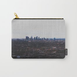 Los Angeles in fog Carry-All Pouch