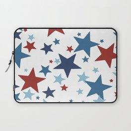 Stars - Red, White and Blue Laptop Sleeve