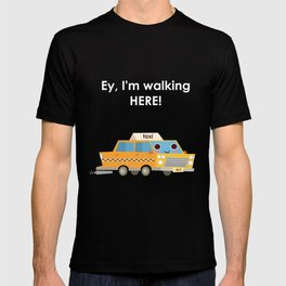 Release the inner New Yorker in you! T-shirt