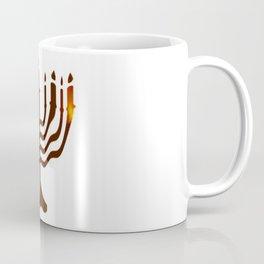 Menorah Designs Coffee Mug