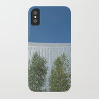 lungs iPhone & iPod Cases featuring Lungs by Mark Spence
