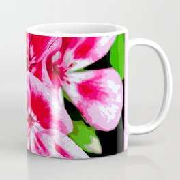 Flower | Flowers | Mod Pink Petals Coffee Mug