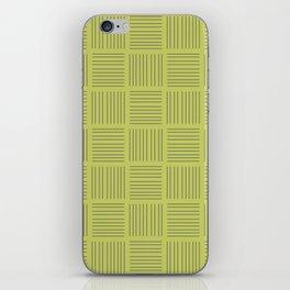 Spirit Rainforest Stripe iPhone Skin