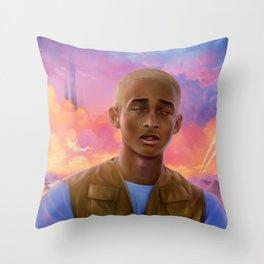 Jaden Smith- SYRE Throw Pillow
