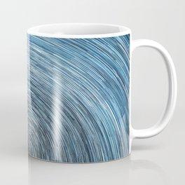 Deep Sky Star Trail Coffee Mug