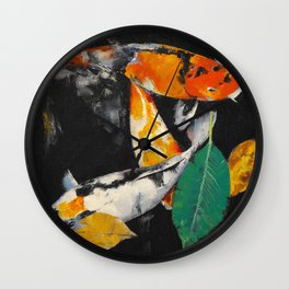 Around and About Wall Clock