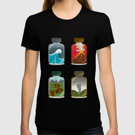 Disaster In A Jar T-shirt