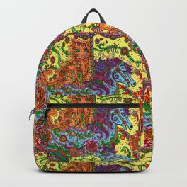 Purrfect Harmony Backpack