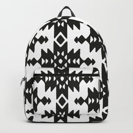 American Native Pattern No. 298 Backpack