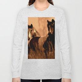 Horse Spirits Long Sleeve T-shirt