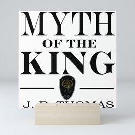 Myth of the King cover Mini Art Print