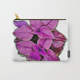Ode to Leaves Carry-All Pouch