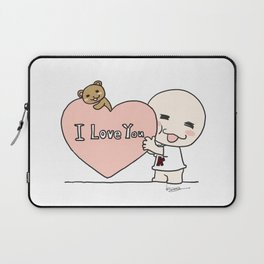 K Young-LOVE Laptop Sleeve