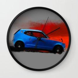Honda Z Wall Clock