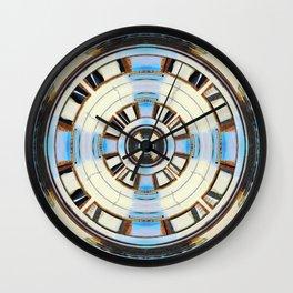 Compact Disk Wall Clock
