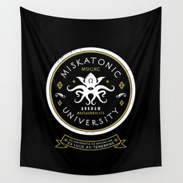 Miskatonic University  Wall Tapestry